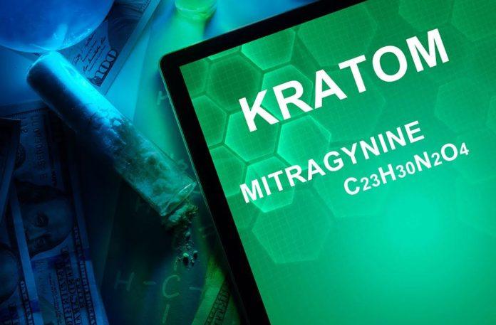 update DEA holds kratom ban