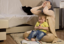 drug abuse postpartum depression