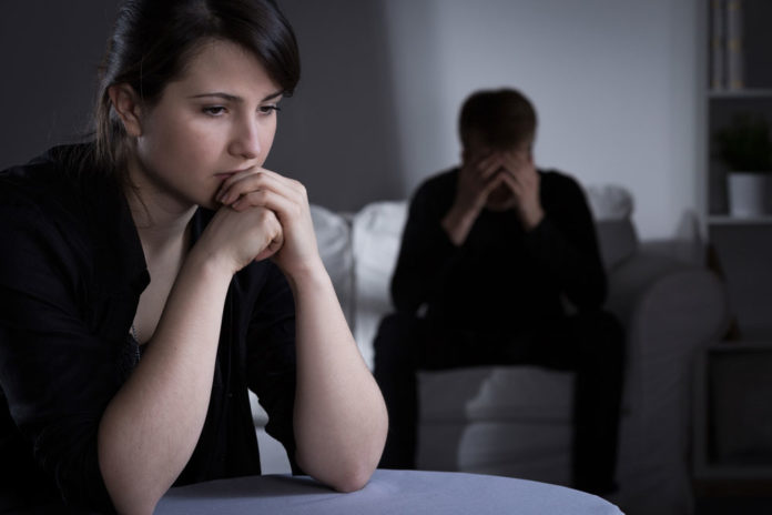 dealing with addicted spouse