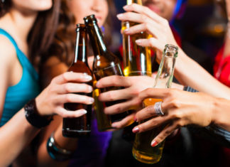 millenial women alcoholic gender gap