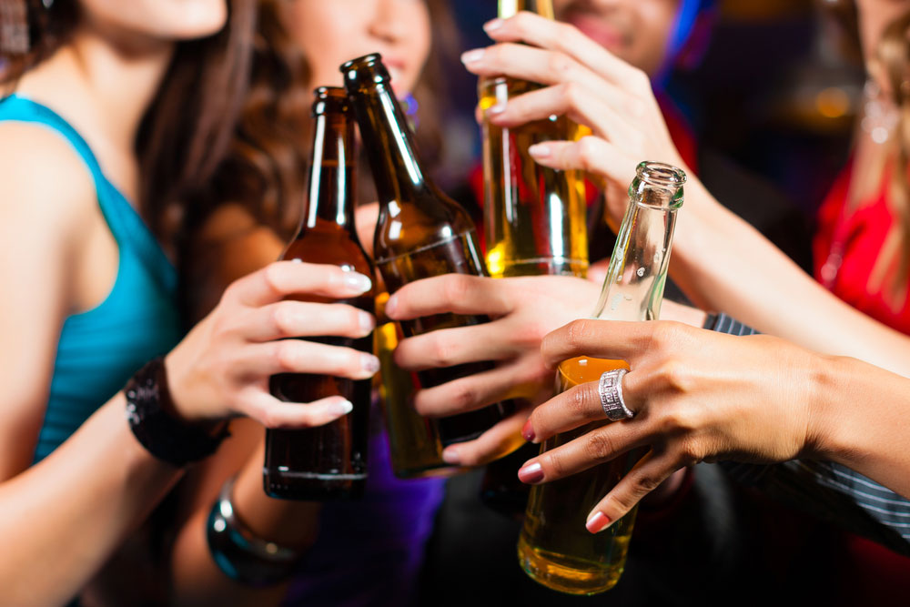 Millennial women are closing the alcoholic gender gap