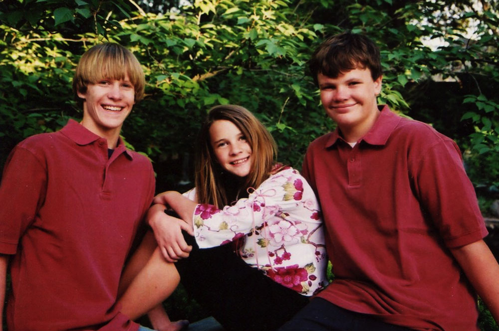 The impact of addiction on siblings