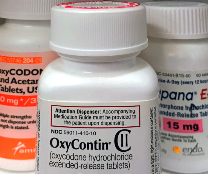 oxycontin and heroin abuse