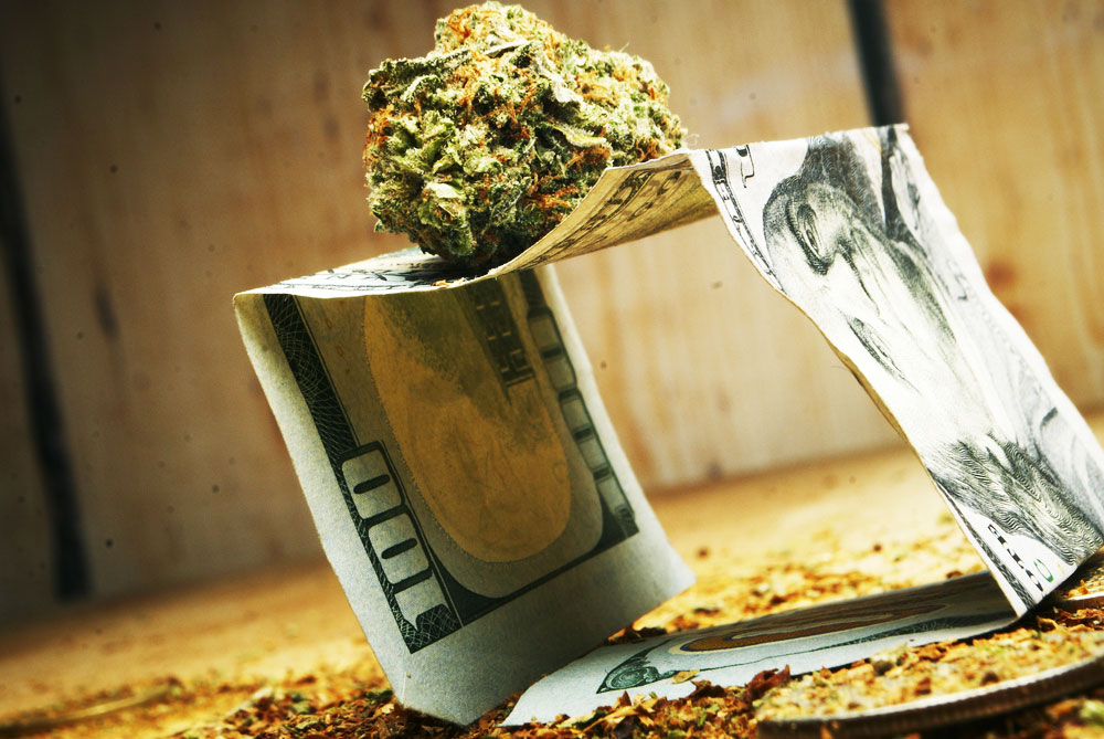 Increase in marijuana use linked to economic insecurity, new study shows
