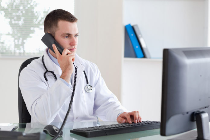 inpatient drug rehab telephone-based aftercare