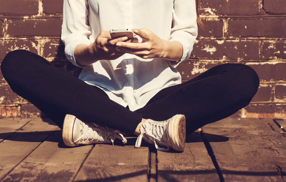 Addiction treatment program using text messaging yields positive results