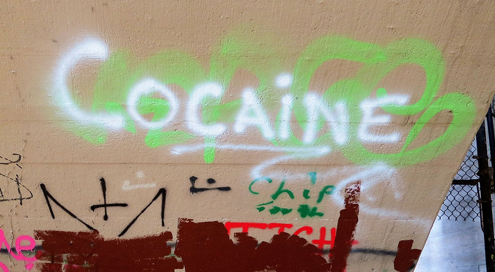 Cocaine is making a comeback, new numbers