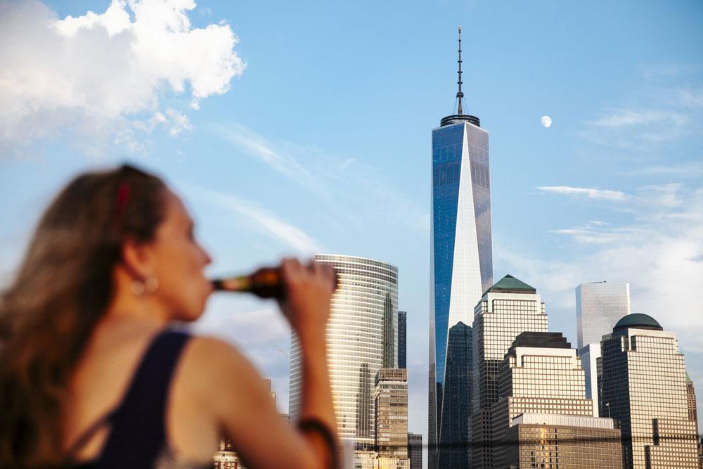 Binge drinking in NYC by neighborhood, race and ethnicity