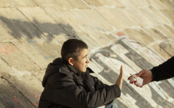 Evidence-based program curbs drug use among teens and their peers