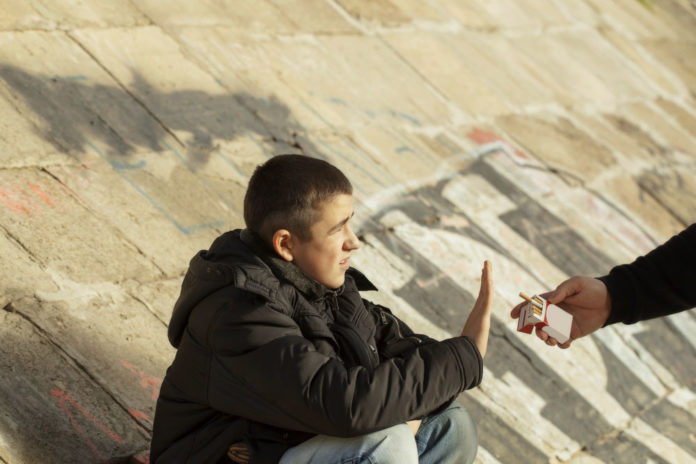 Evidence-based program curbs drug use among teens and their peers