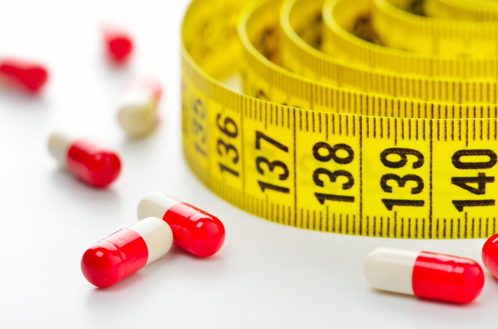 what drug addiction causes weight loss