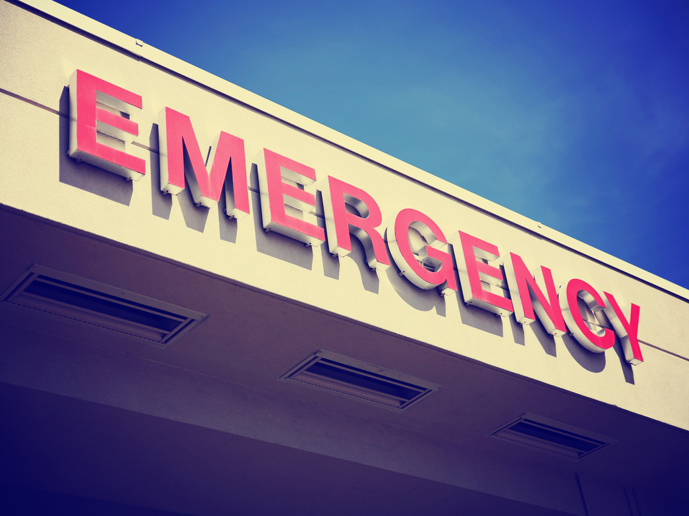 Traits of people who go to the emergency room because of alcohol