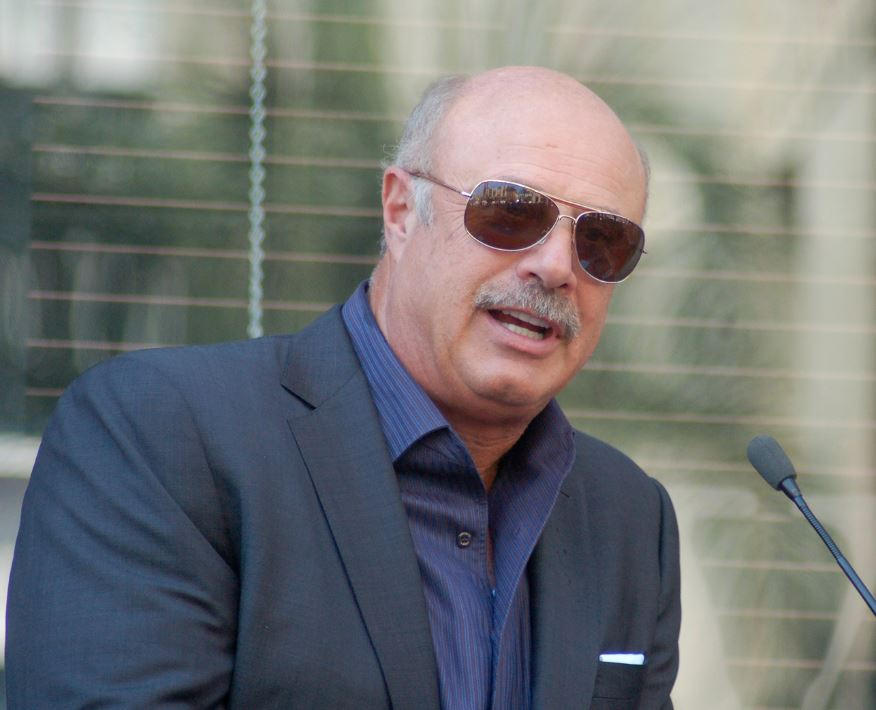 Dr Phil Wedding Pictures