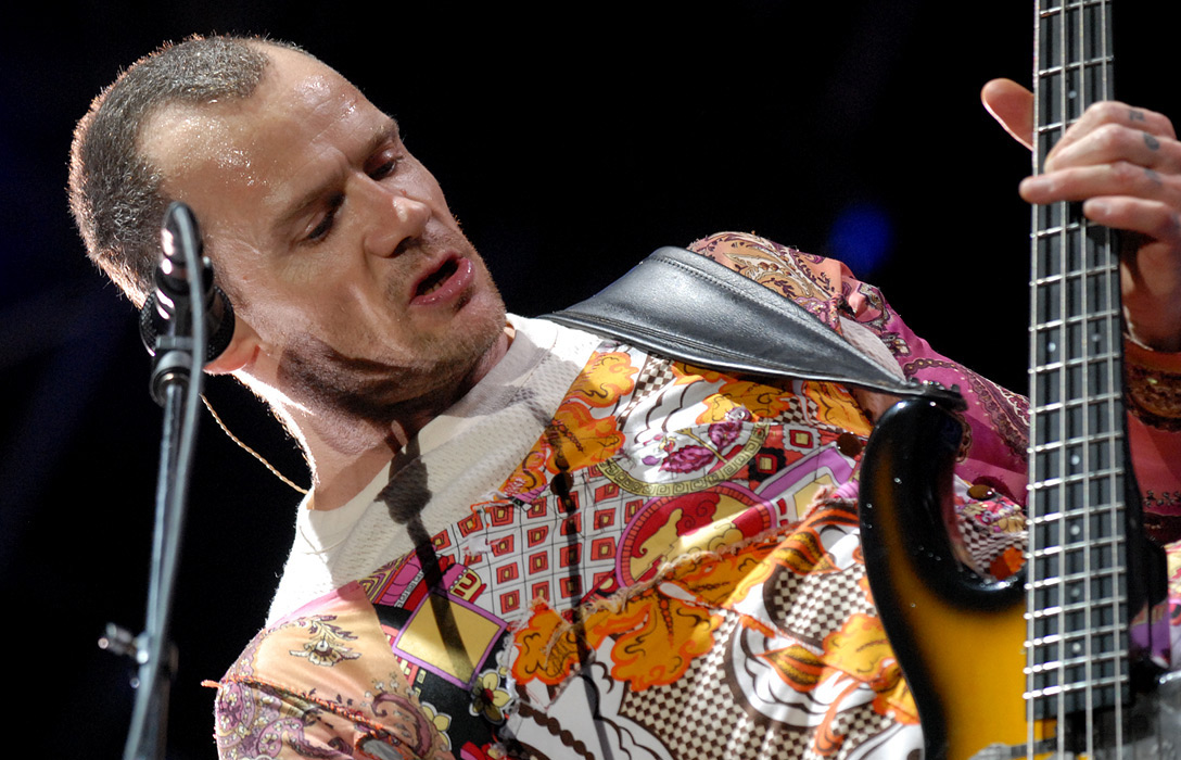 Red Hot Chilli Peppers Bassist Flea Opens Up About ... - photo#20