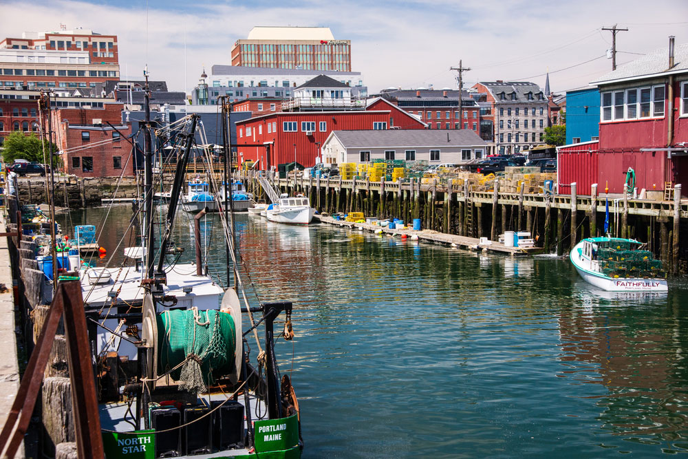 Drug Rehab Patients in Portland, Maine Aided by Community Programs