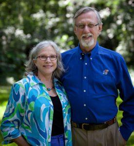 Dr. Daniel Logan and Gladys Cofrin--CharlotteKesl