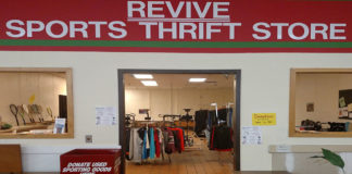 Hastings Drug Addiction Recovery Supported by Thrift Store