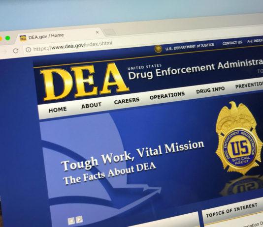 DEA Releases Updated 'Drug Slang Code Words' Intelligence Report