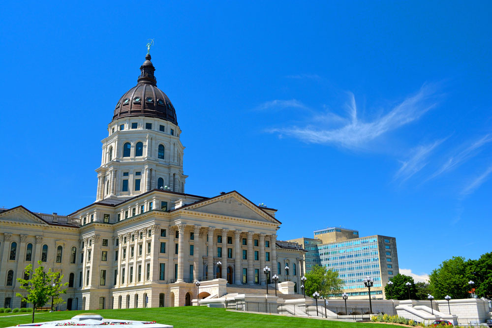 Governor Addresses Substance Abuse Treatment in Topeka
