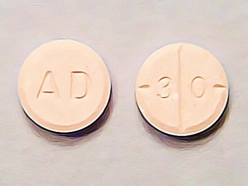 what does adderall do